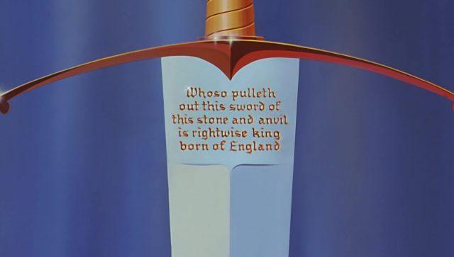 replique quote citation disney animation merlin enchanteur sword stone