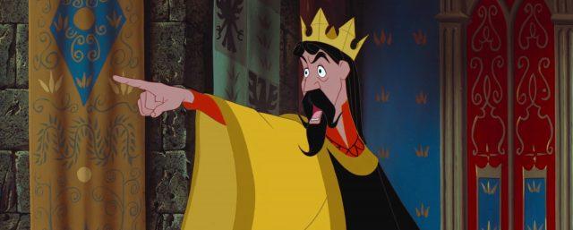 roi stéphane stefan king personnage character la belle au bois dormant sleeping beauty disney animation