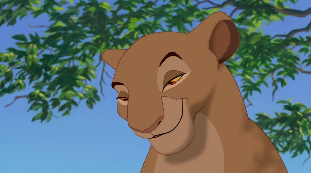 sarabi disney animation personnage character roi lion king