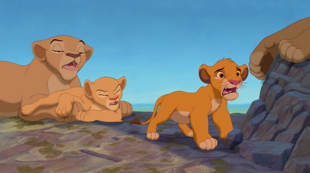 sarafina disney animation personnage character roi lion king