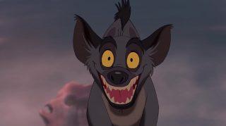 shenzi banzai ed hyene hyena disney animation personnage character roi lion king