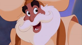 sultan personnage character aladdin disney animation