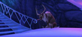 sven renne personnage character disney animation reine neiges frozen