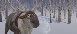 sven renne personnage character disney animation reine neiges frozen