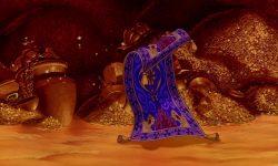 tapis volant magic carpet personnage character aladdin disney animation