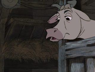vache cow personnage character 101 dalmatiens dalmatians disney animation