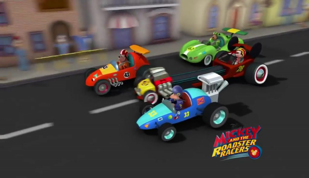 Disney Junior Mickey and the Roadster Racers