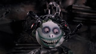 am stram gram Lock Shock Barrel personnage character étrange noel monsieur jack nightmare before christmas disney