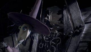 am stram gram Lock Shock Barrel personnage character étrange noel monsieur jack nightmare before christmas disney