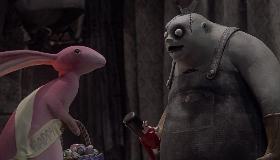 behemoth personnage character étrange noel monsieur jack nightmare before christmas disney