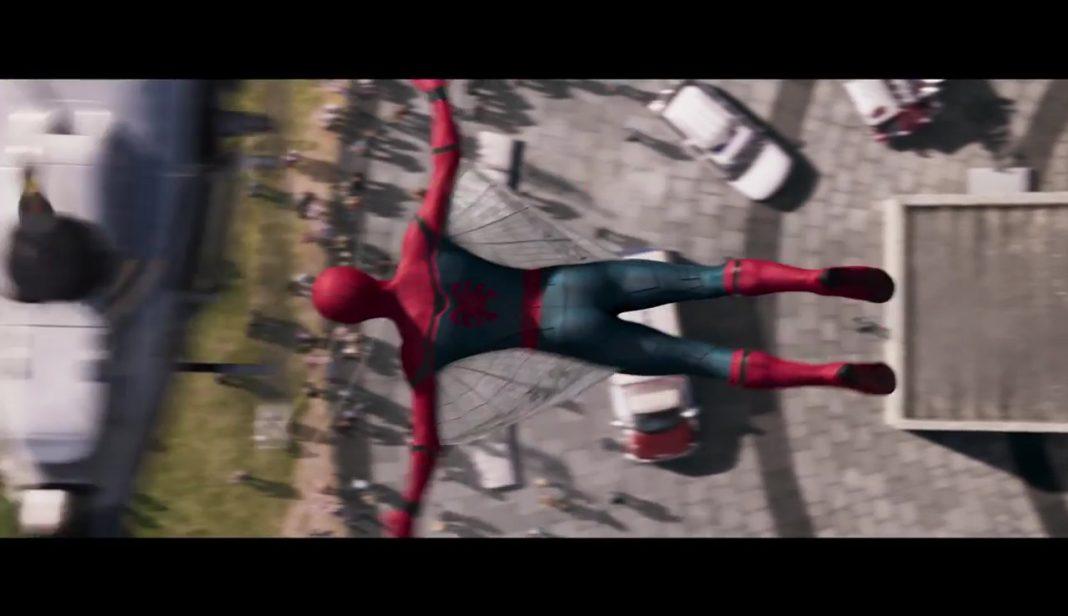 spider-man homecoming marvel disney