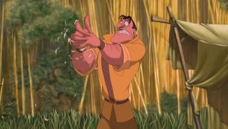 clayton personnage character tarzan disney animation