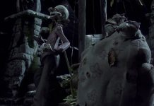 famille cadavre corpse family personnage character étrange noel monsieur jack nightmare before christmas disney