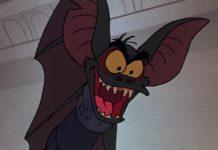 fidget bat chauve souris basil detective prive great mouse disney