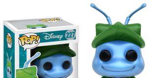 tilt flick funko pop pixar disney