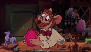 hiram flaversham basil detective prive great mouse disney