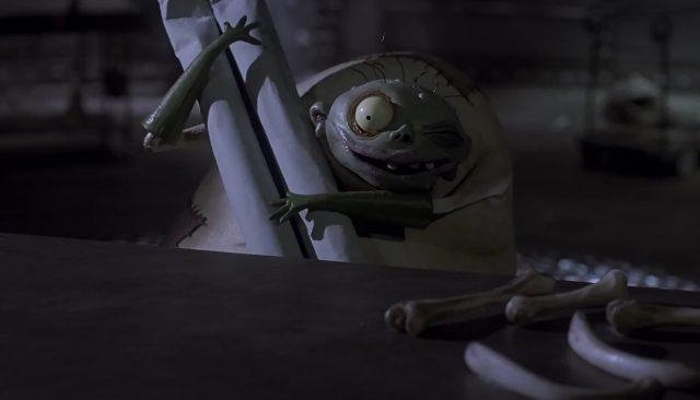 igor personnage character étrange noel monsieur jack nightmare before christmas disney