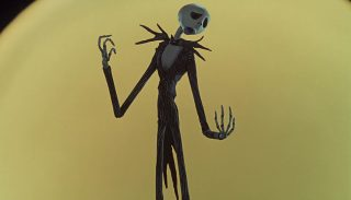jack skellington personnage character étrange noel monsieur jack nightmare before christmas disney