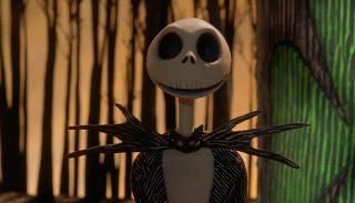 jack skellington  personnage character étrange noel monsieur jack nightmare before christmas disney