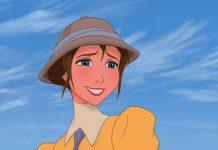 jane porter personnage character tarzan disney animation