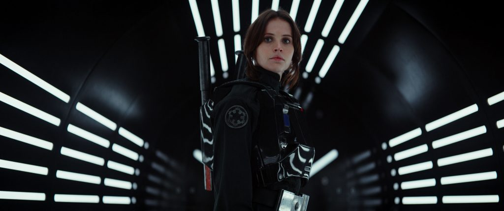 jyn erso personnage character star wars rogue one story