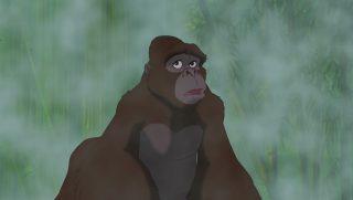 kala gorille personnage character tarzan disney animation