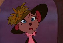 lady basil detective prive great mouse disney