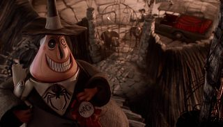 maire mayor personnage character étrange noel monsieur jack nightmare before christmas disney