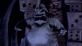 oogie boogie personnage character étrange noel monsieur jack nightmare before christmas disney