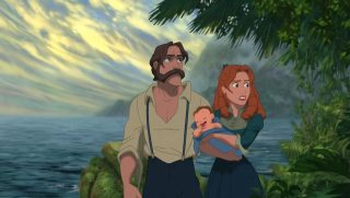 parent personnage character tarzan disney animation