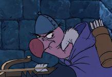 pendard trigger personnage character disney robin bois hood