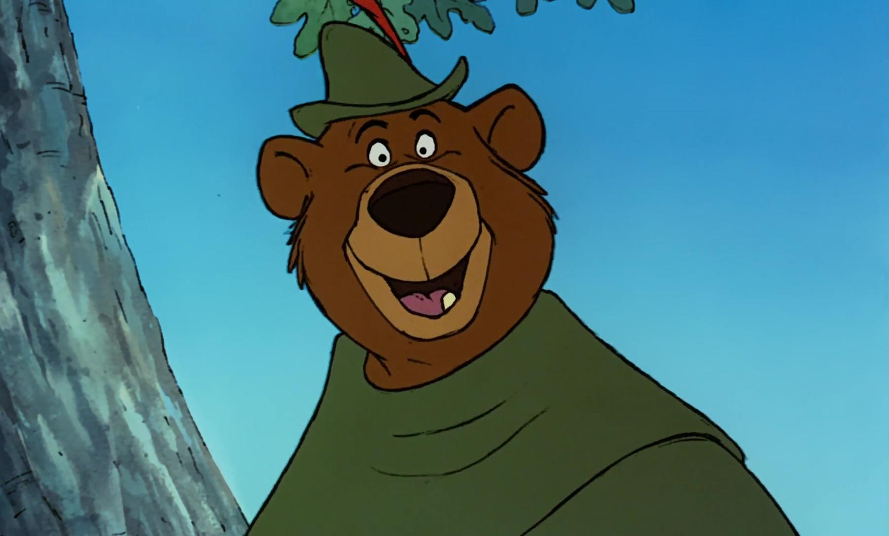 Personnages Animation Petit Jean, personnage dans Robin des Bois ~ Parodie Robin Des Bois