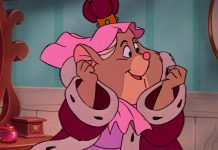 reine queen mousetoria basile detective prive great mouse disney