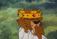 replique citation quote robin bois hood disney animation