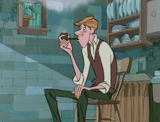 roger radcliffe personnage character 101 dalmatiens dalmatians disney animation