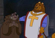 roi richard king personnage character disney robin bois hood