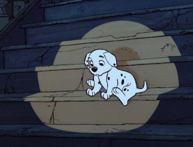 rolly personnage character 101 dalmatiens dalmatians disney animation