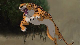 sabor personnage character tarzan disney animation