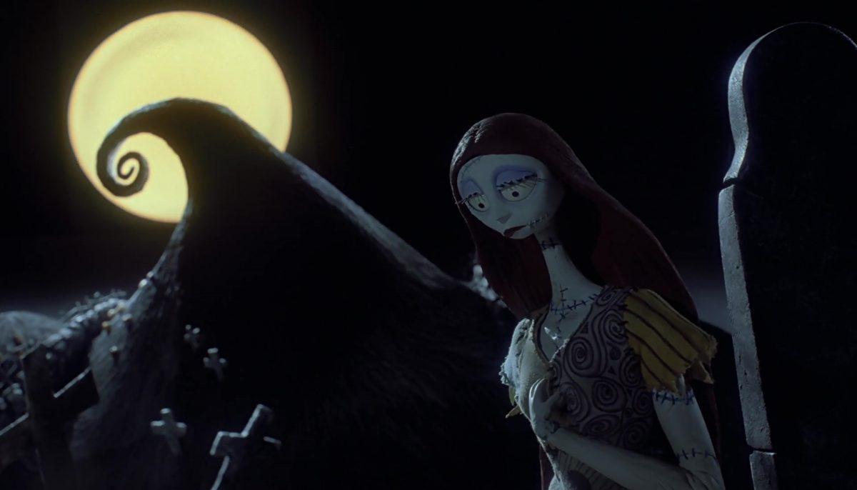 sally personnage character étrange noel monsieur jack nightmare before christmas disney