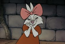 sis bunny personnage character disney robin bois hood