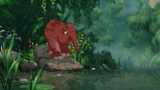 tantor elephant personnage character tarzan disney animation