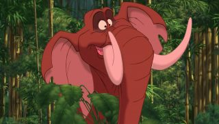tantor elephant personnage character tarzan disney animation