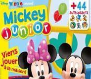 Actualité Mickey Junior magazine Disney