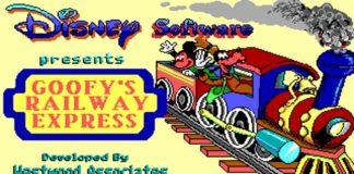 jeu video disney dingo et le train express
