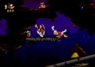 Donald in maui mallard jeu video Disney