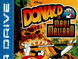 Donald in maui mallard jeu video Disney