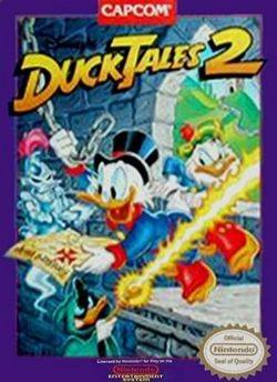 Ducktales 2 Disney jeu vidéo la bande à picsou 2