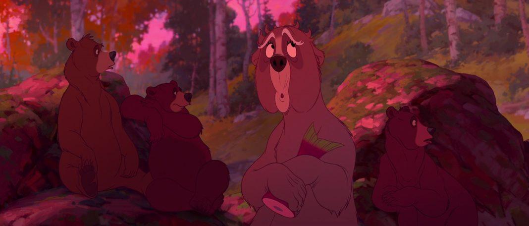 Disney Maple personnage freres des oursDisney Maple personnage freres des ours