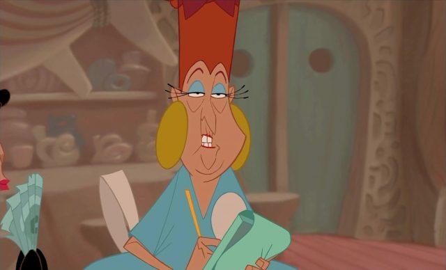 mata la serveuse personnage dans Kuzco L'empereur Megalo Disneymata la serveuse personnage dans Kuzco L'empereur Megalo Disney