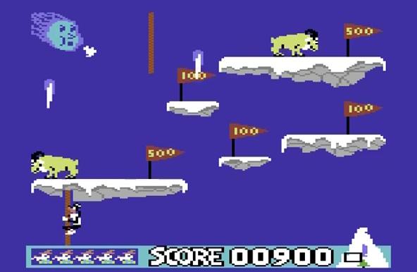 Matterhorn Screamer jeu video disney